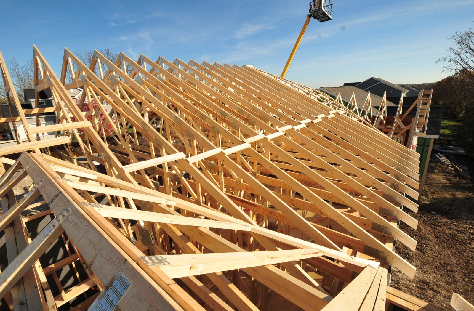Framing the American Dream | Structural Building Components Association