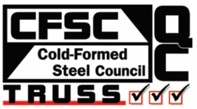 CFSC Cold-Formed Steel Council Truss QC