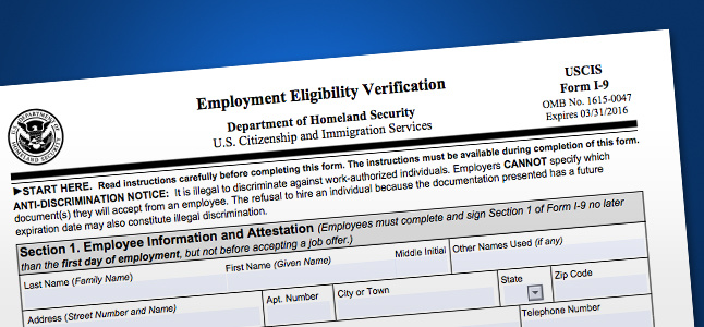 Form I-9 Audits | Structural Building Components Association