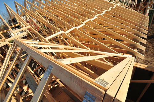 Roof trusses structural building components association for Roof truss styles