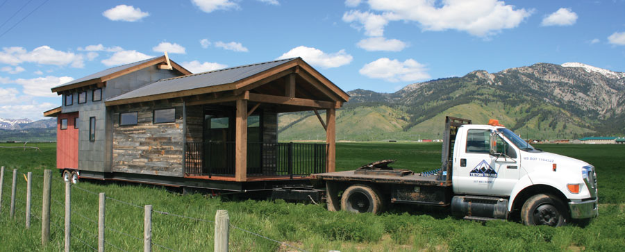 Teton Truss Tiny Houses