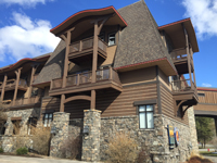 Whitefish Lodge, Montana