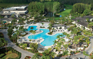 Saddlebrook Resort in Tampa