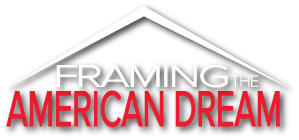 Framing the American Dream Logo